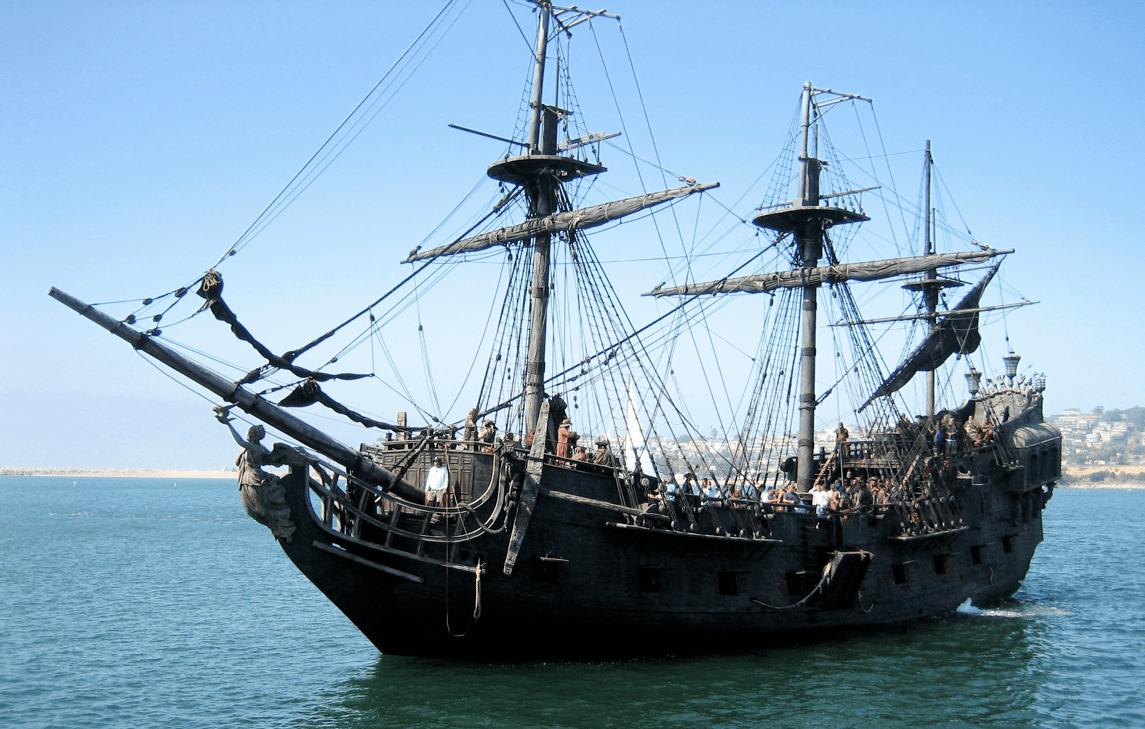 Resultado de imagen de pirate vessel