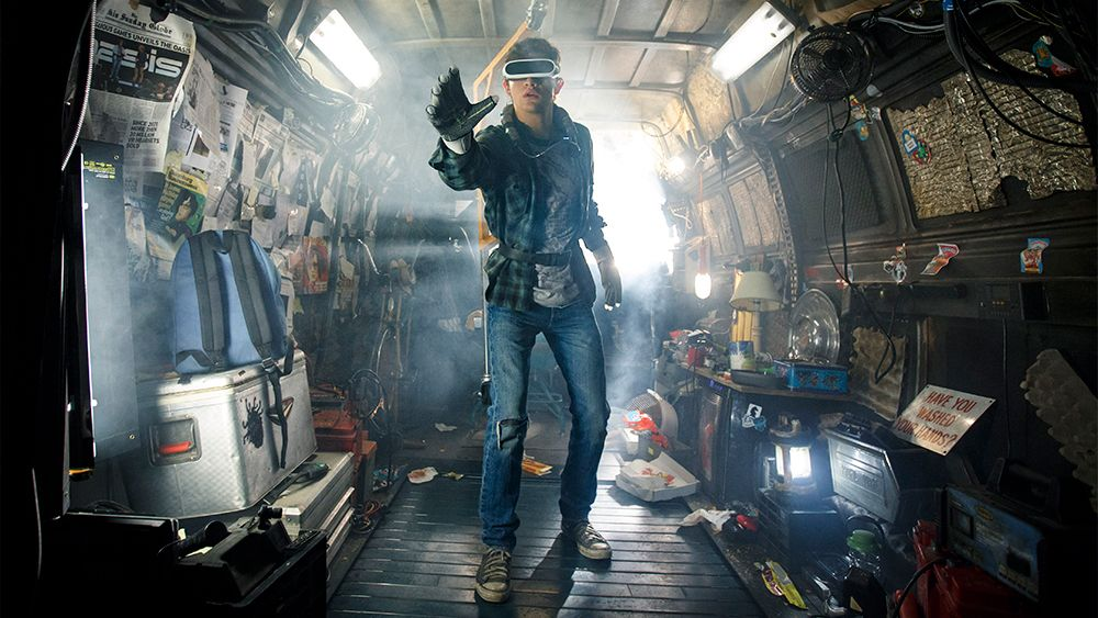 ready player one 11 - Mi cine Friki: Las alucinantes aventuras de Bill y Ted.