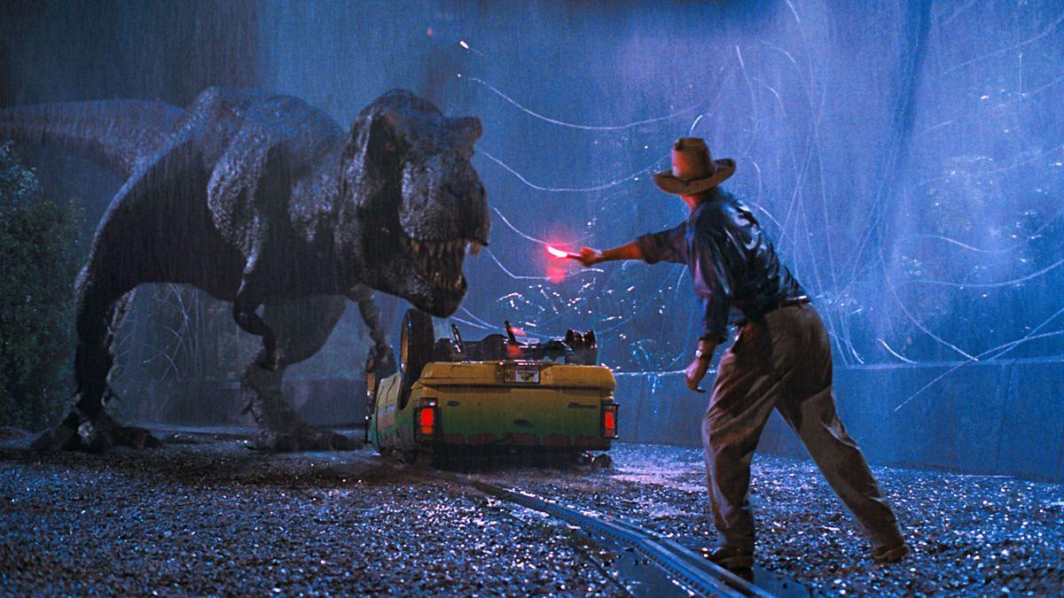 jurassic park - Jurassic Park (Steven Spielberg, 1993)