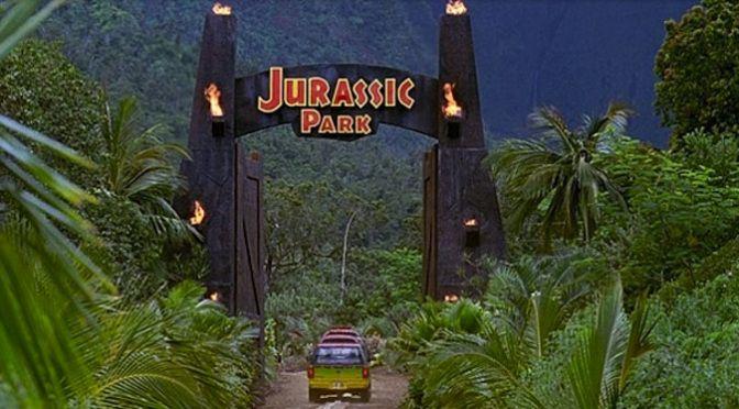 jurassic park a - Jurassic Park (Steven Spielberg, 1993)