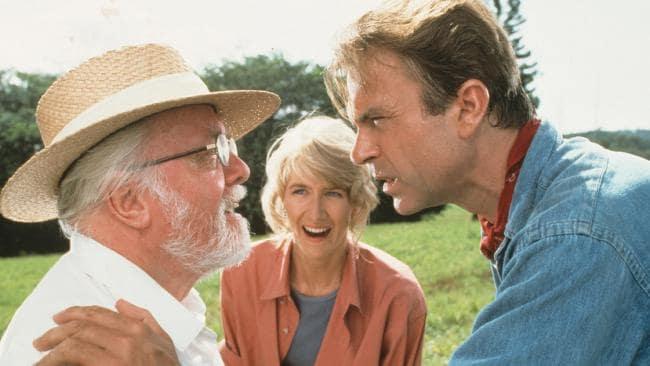 jurassic park c - Jurassic Park (Steven Spielberg, 1993)