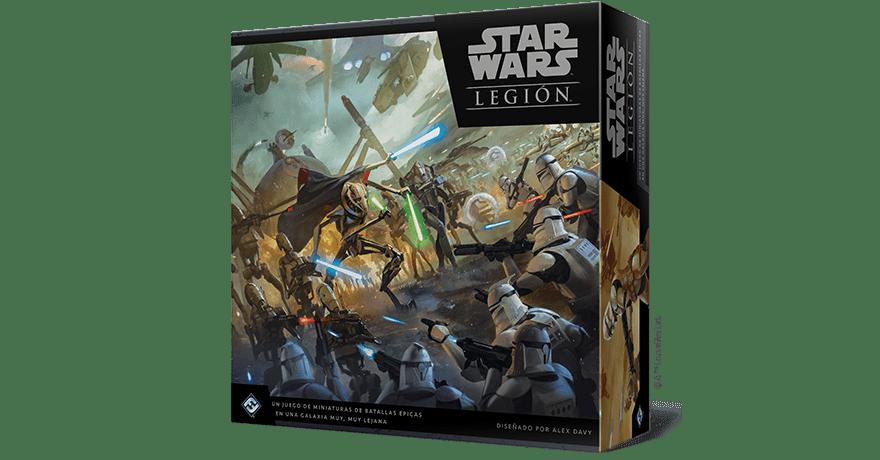 legion - Buenos tiempos para Star Wars