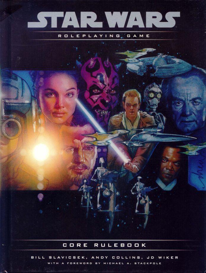 swd20 - Jugando a rol en Star Wars