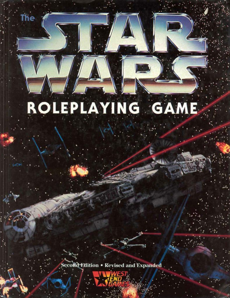 swreup 789x1024 - Jugando a rol en Star Wars