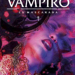 vampiro la mascarada 5 edicion 300x300 - JUEGOS DE ROL