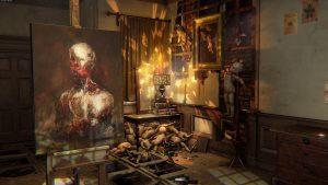 """Encima del pie de foto 1 300x169 - Análisis de """"Layers of Fear"""", un juego con pinceladas de terror. + Video Gameplay"""