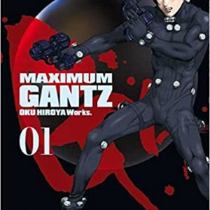 gantz 300x300 - COMICS Y MANGA
