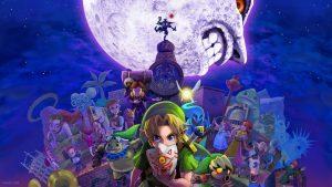 1 300x169 - The legend of Zelda: Majora´s Mask