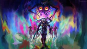 3 300x169 - The legend of Zelda: Majora´s Mask