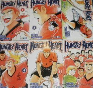 """26847851 300x283 - """"Hungry Heart"""" de Yoichi Takahashi"""