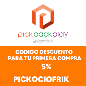 DESC - DISFRUTA DE UN 5% DE DESCUENTO EN PICK PACK PLAY!