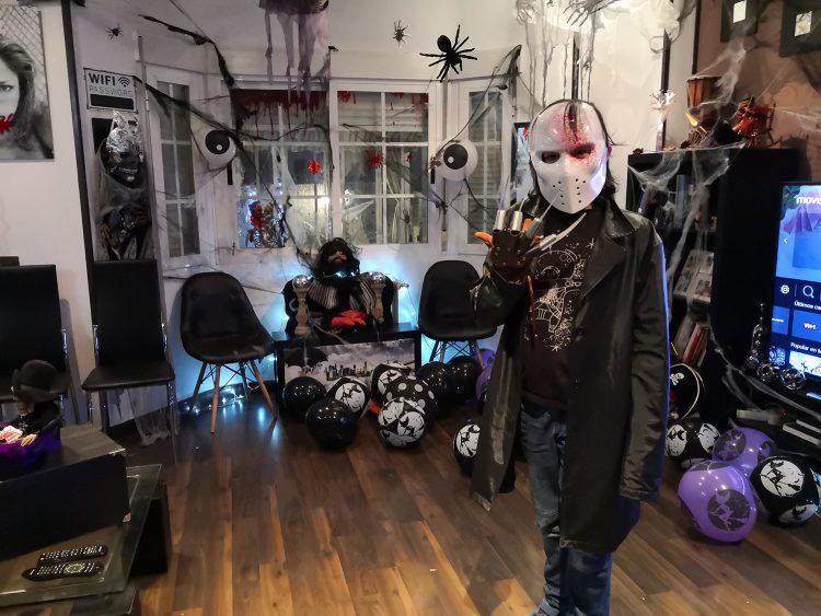 Ideas de interior para Halloween