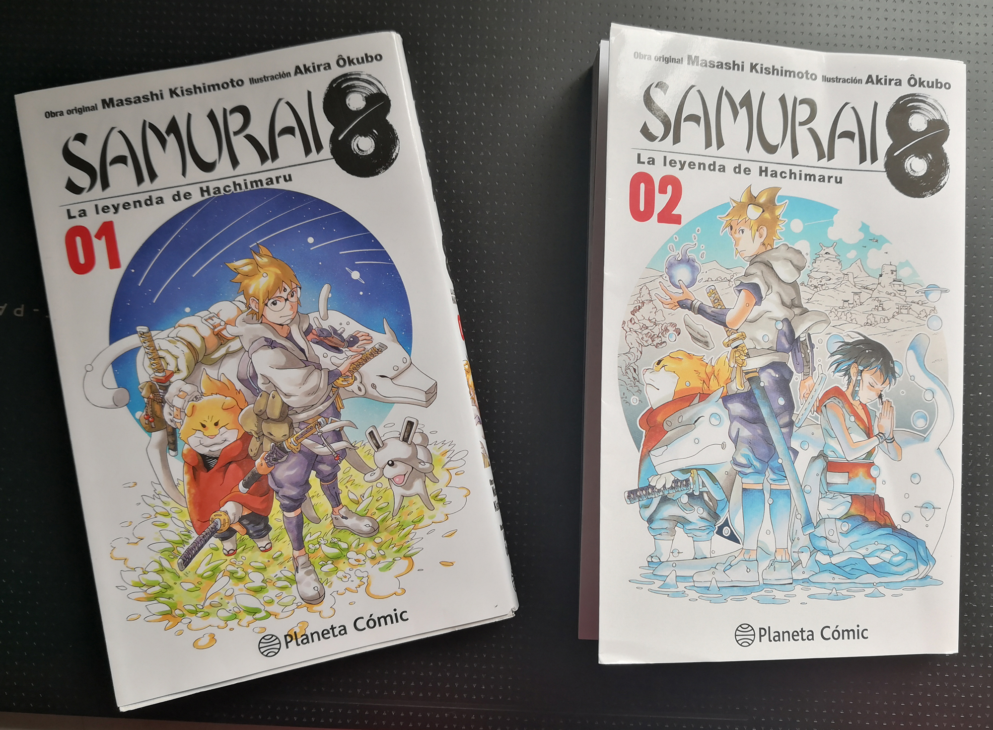 Samurai 8