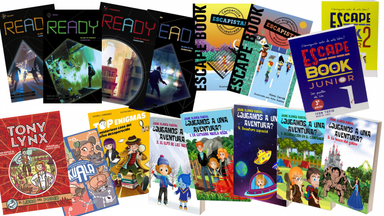 libros juego