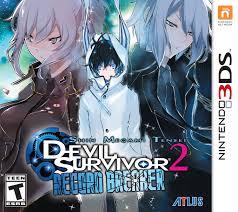 descarga 1 - Retroanálisis Saga Devil Survivor. El Mejor RPG por turnos